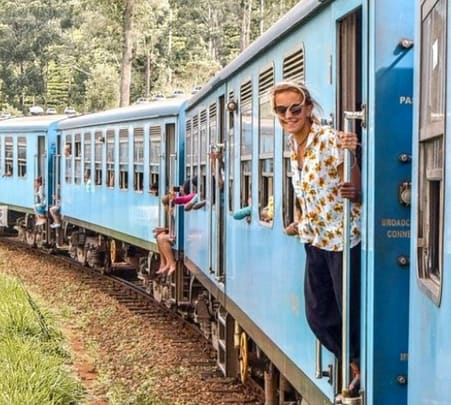Private Tour to Horton Plains with a Short Train Journey Flat 25% off