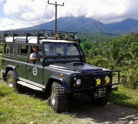 Middle Bali Jeep Tour