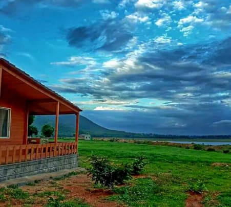 Offbeat Stay in Wooden House near Mysore