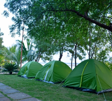 Adventure Camping in Bhopal Flat 50% off