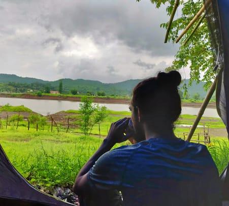 Camping near Vaitarna River | Book @ 1520 Only !