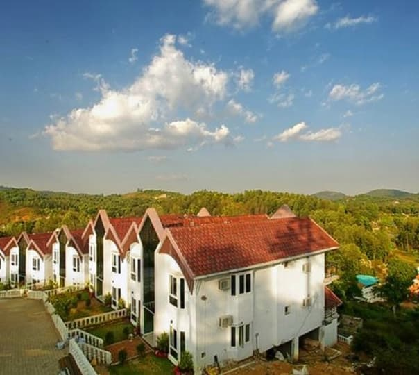 One Day Outing at the Golden Nest Resorts, Yercaud