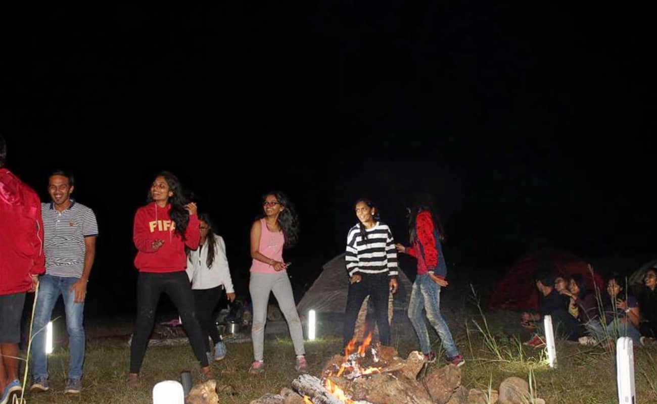 Night Camping Near Pawana Lake: A Quiet New Year Eve ...