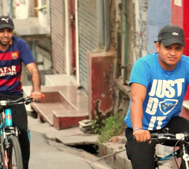 Morning Bicycle Tour in Udaipur, Rajasthan