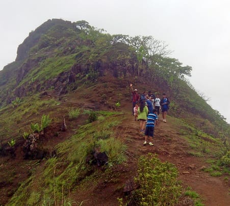 Off Beat Trek to Kondana Caves, Karjat