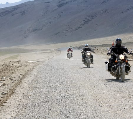 11 Days Manali to Leh Bike Trip