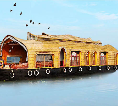 Alleppey House Boat Tour