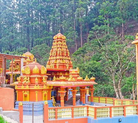 Full Day Ramayana Trail of Seetha Devi Captive Life