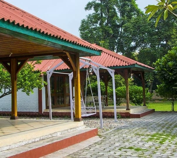 Resort Stay at Dhampur