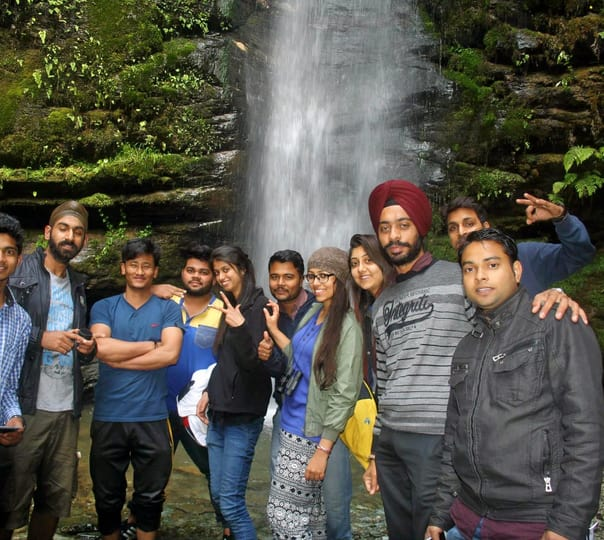 Corporate Team Outing and Adventure in Himalayas