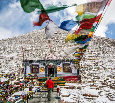 Leh Ladakh Tour Package from Delhi by Air, 2019