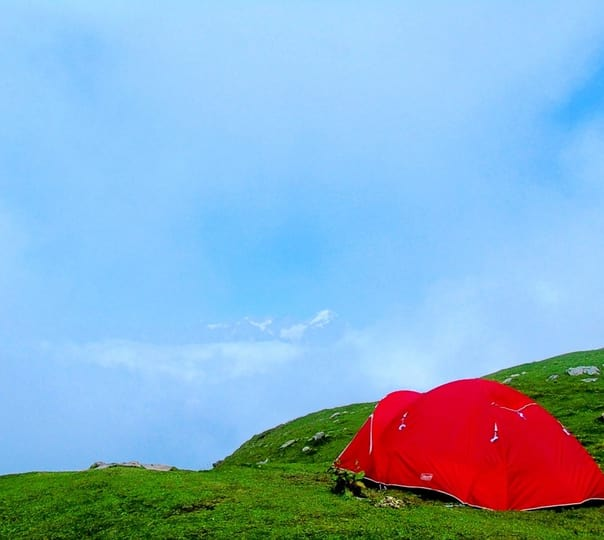 Bhrigu Lake Trek from Manali