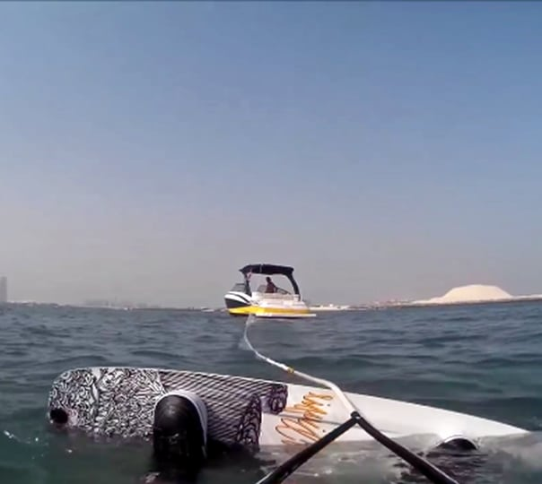 Wakeboard in Dubai