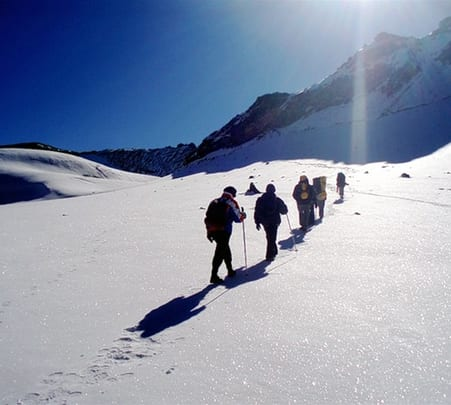 5 Days/4 Nights Gurson and Auli Trekking Expedition