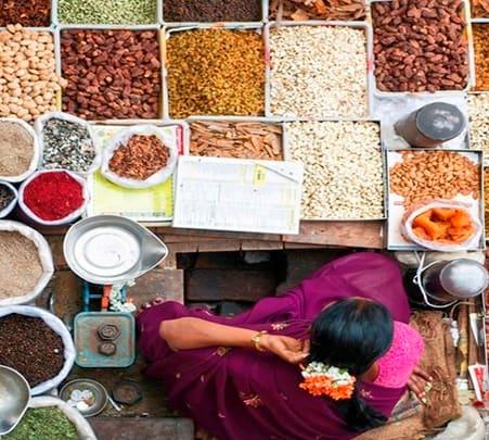 Pettah Heritage-Food Walk, Bangalore