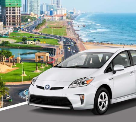 Rent a Car in Mirissa - Flat 25% off