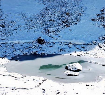 Roopkund Lake Trek 2019, Uttarakhand