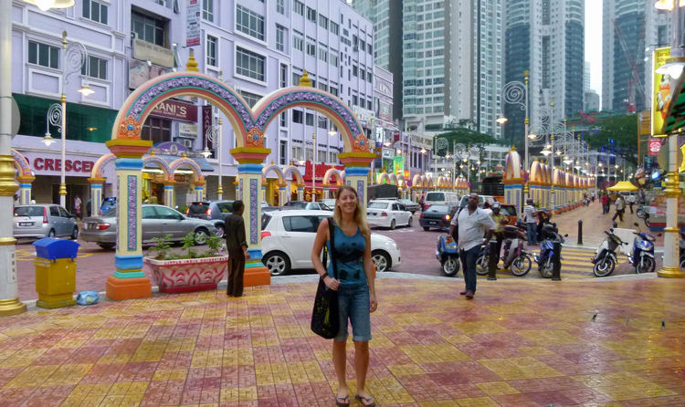 Little India or Brickfields