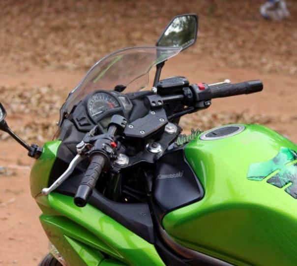 Kawasaki Ninja 650 Rentals in Bangalore