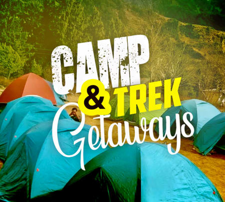 Camping and Trekking Experience in Bir
