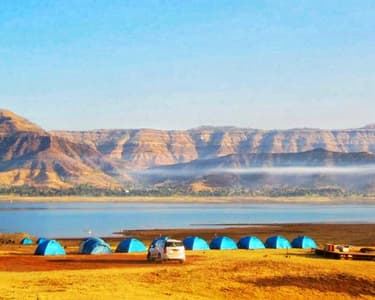 Camping in Wai, Pune @ 1260 Only
