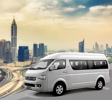 Shared Transfer to Dubai and Abu Dhabi Attractions from Dubai