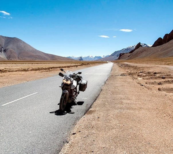 Bike Trip to Spiti Valley in Himachal Pradesh
