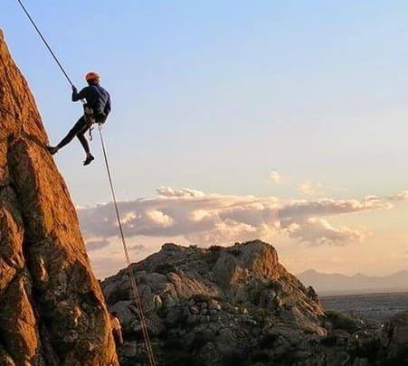 Rock Climbing In Munnar