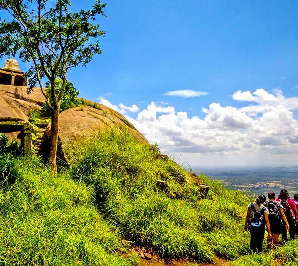 Day Trek to Uttari Betta, Karnataka