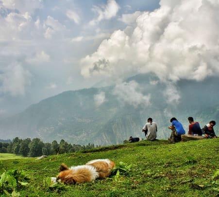 Trekking Expedition to Dev Roopa near Rumsu