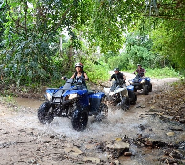 Ultimate Atv Ride in Pattaya (4 Hrs)