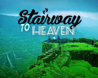 Rajmachi Fort Trek with Kondane Caves, Lonavala @ 1290 Only