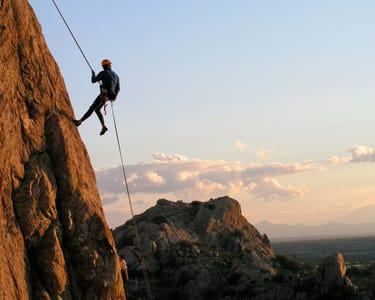 Rappeling in Dandeli Flat 15% off