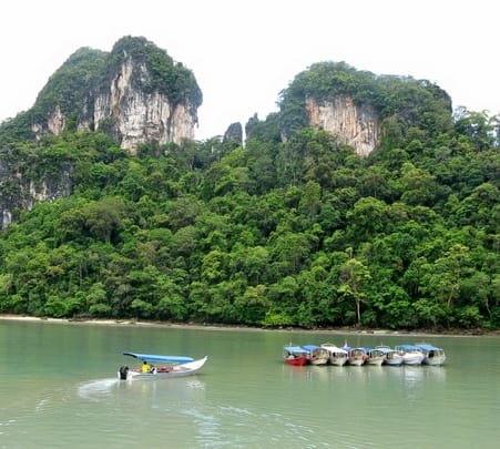 Half Day Island Hopping Tour in Langkawi