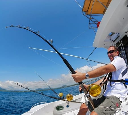 Half Day Fishing Trip in Mauritius