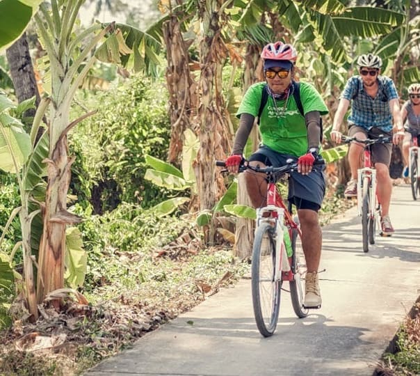 Bike Tour in Ayutthaya