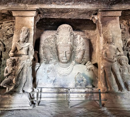 A Trip to Elephanta Island in Mumbai: Ferry Ride Included