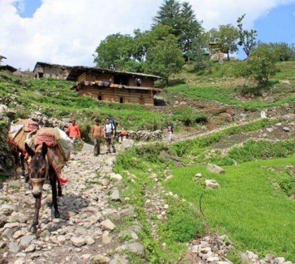 Har Ki Doon Package, Uttarakhand