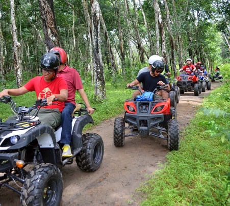 Langkawi Atv Ride and Adventure Tour, Flat 12% off