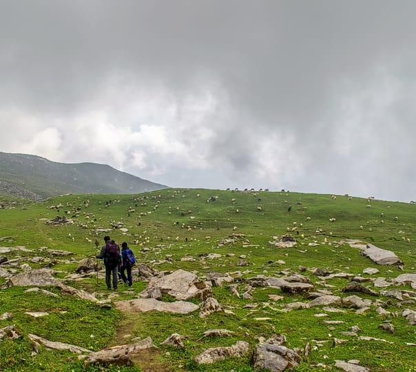Bhrigu Lake and Beas Kund Trek, Himachal Pradesh