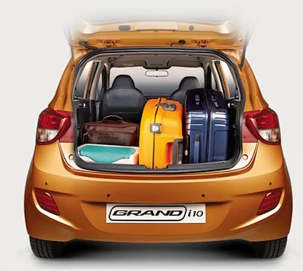 Rent an I10 Grand For a Day in Goa