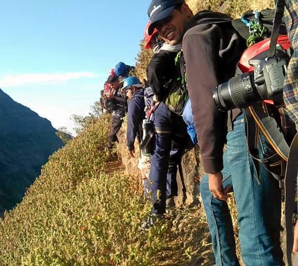Trek to Alang, Madan, and Kulang