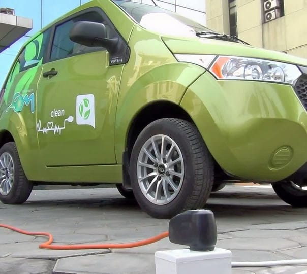 Rent an Electric Vehicle