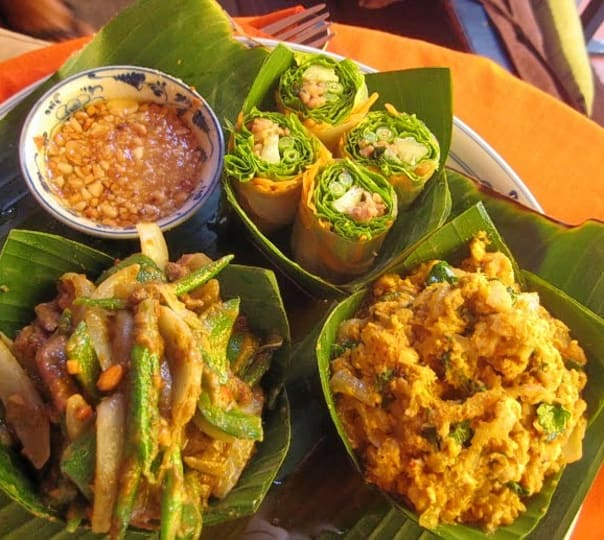 Street Food Tour of Siem Reap in Cambodia