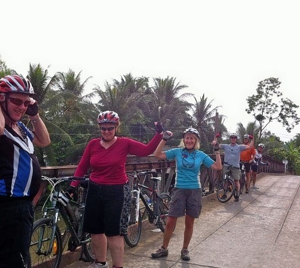 3 Days and 2 Nights Cycling Tour of the Mekong Delta