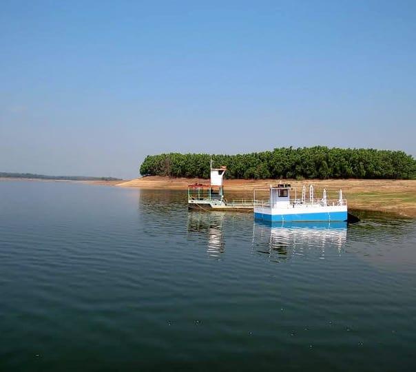 Sharavathi Backwater Trek