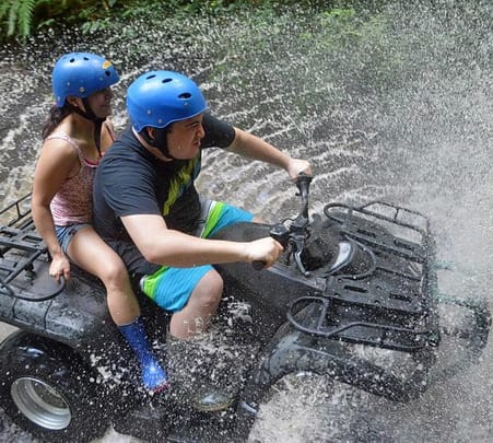Atv Ride in Ubud at Bali
