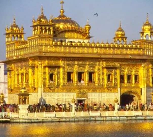 Sightseeing Tour of Himachal with Golden Temple Visit