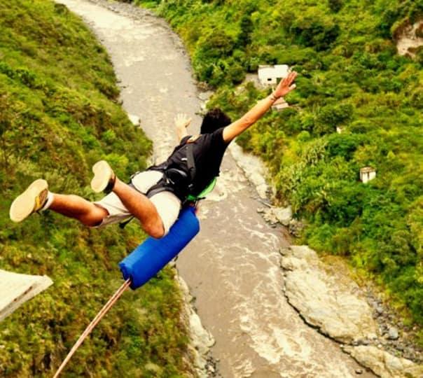 Adventure Experience at The Amaris, Rishikesh