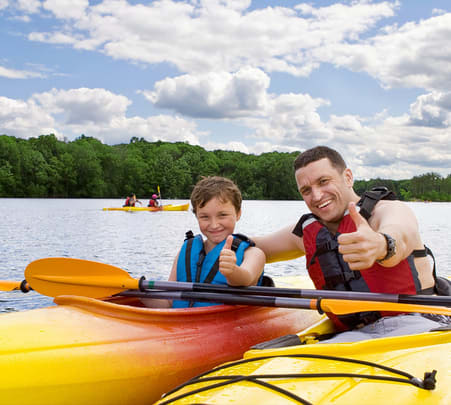 Kayaking in Chikmagalur - Flat 33% Off
